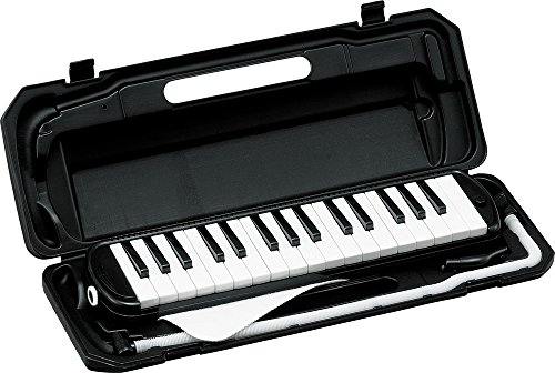 Kc Keyboard Harmonica (Piano Melody) Black P3001-32k/bk