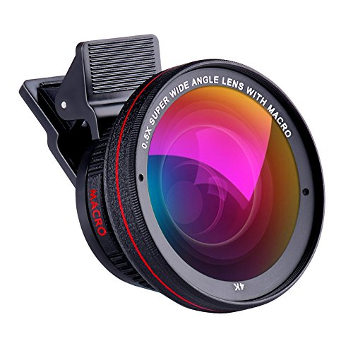 Goodes Phone Lens 2 in 1 Professional HD Camera...