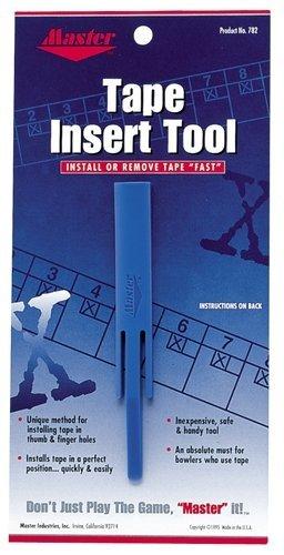 Master Tape Insert Tool (Bowling Tool)