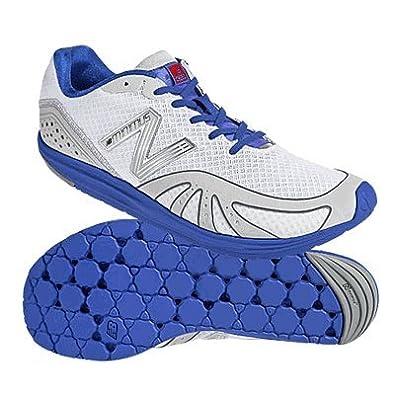 New Balance MR10 Running White/Blue Width: Medium (D) Mens