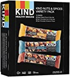 Kyпить KIND Bars, Nuts and Spices Variety Pack, Gluten Free, 1.4 Ounce Bars, 12 Count на Amazon.com