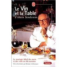 VIN ET LA TABLE (LE)