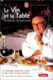 img - for Le Vin et la Table book / textbook / text book