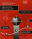 Precalculus : Functions and Graphs, Swokowski, Earl William, 0534352642