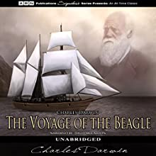 The Voyage of the Beagle Audiobook by Charles Darwin Narrated by David McCallion