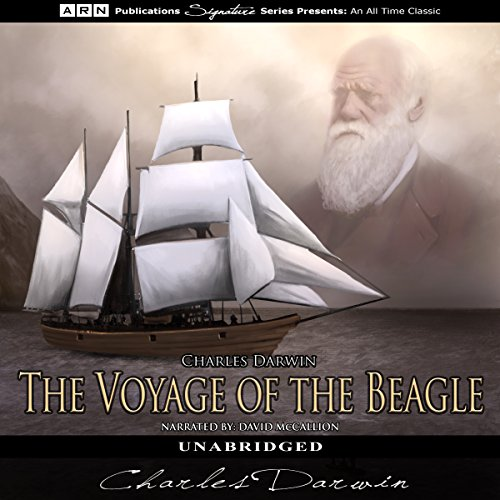 The Voyage of the Beagle Audiobook [Free Download by Trial] thumbnail