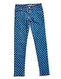 GUESS Factory Aubrey Polka-Dot Jeans (4-16)