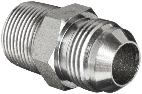 - Brennan 2404-12-12 Steel JIC Flared Tube Fitting, Straight, 3/4
