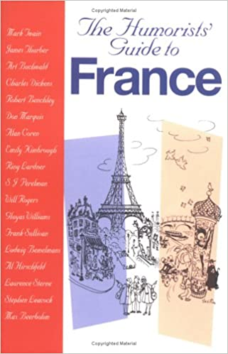Book The Humorists' Guide to France
