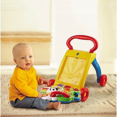 VTech First Steps - Andador para bebés (apto para edades de 6 a 30 ...