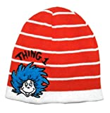 Dr Seuss - Thing 1 & Thing 2 Reversible Beanie