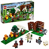 LEGO Minecraft The Pillager Outpost 21159 Awesome