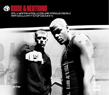 oxide and neutrino rap dis