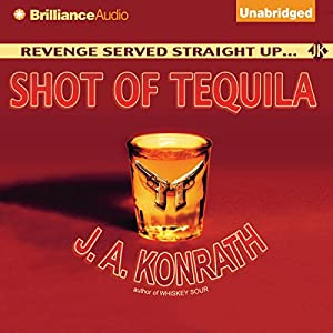 Shot of Tequila Audiobook