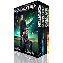 Ghost Squadron Boxed Set (Books 1-4): Age of Expansion - A Kurtherian Gambit Series (Ghost Squadron Boxed Sets)