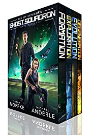 Ghost Squadron Boxed Set (Books 1-4): Age of Expansion - A Kurtherian Gambit Series (Ghost Squadron Boxed Sets Book 1)