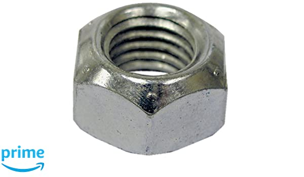 25-Pack The Hillman Group 180334 1 1 1 5//8-11 All Metal Grade C Lock Nut