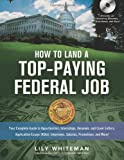 How to Land a Top-Paying Federal Job, Lily Whiteman, 0814401724