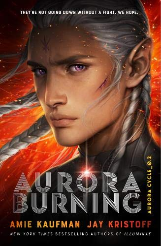 Aurora Burning: (The Aurora Cycle): Amazon.fr: Kaufman, Amie, Kristoff,  Jay: Livres anglais et étrangers