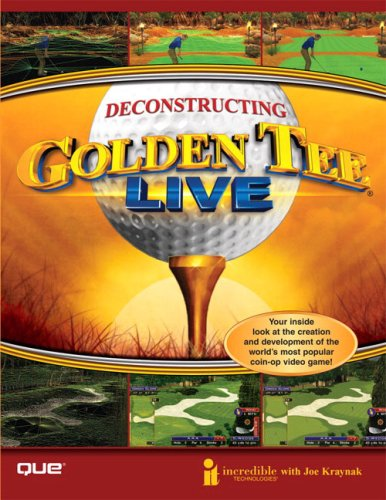 Deconstructing Golden Tee LIVE by Que Products