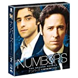 TV Series - Numb3rs The Second Season Value Box (6DVDS) [Japan DVD] PPSU-113001