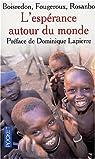 L'espérance autour du monde par Christian de Boisredon
