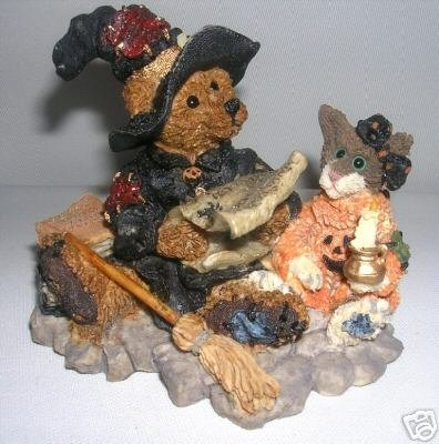 Witchy Bear - 2