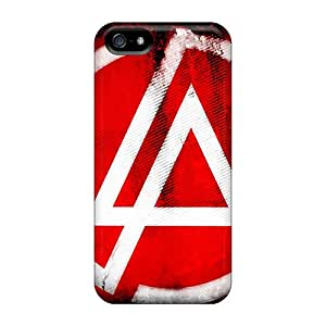 For CqeFT6863thOkR Linkin Par Protective Case Cover Skin/iphone 5/5s Case Cover