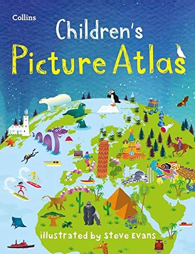 - Collins Children's Picture Atlas