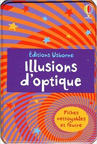 Livres gratuits Ma boîte de fiches : Illusions d'optique pdf epub