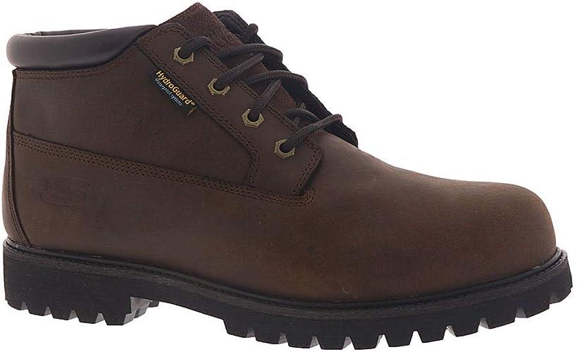 skechers mens boots ireland