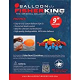 Balloon Fisher King 401 Multi-Clip Pro Pack with 9-Inch Balloons (10-Pack)