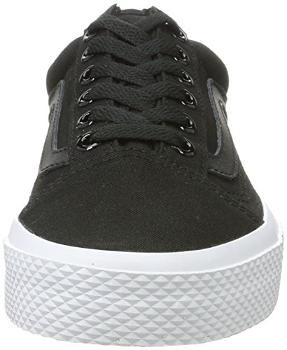 Skool White Vans Sidewall Old Waffle Wall Black True Embossed White Sneakers IPwqw7