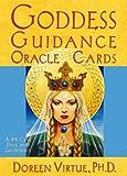 女神のガイダンスオラクルカード(日本語版説明書付)新装版