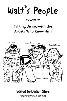 Download PDF Walt's People - Volume 19 - Talking Disney with the Artists Who Knew Him