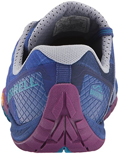 Merrell Trail Glove 4, Zapatillas de Running para Asfalto para Mujer Morado (Alutien)