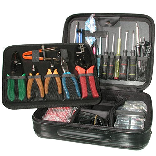 C2G/Cables to Go 27370 Field Service Engineer Tool Kit