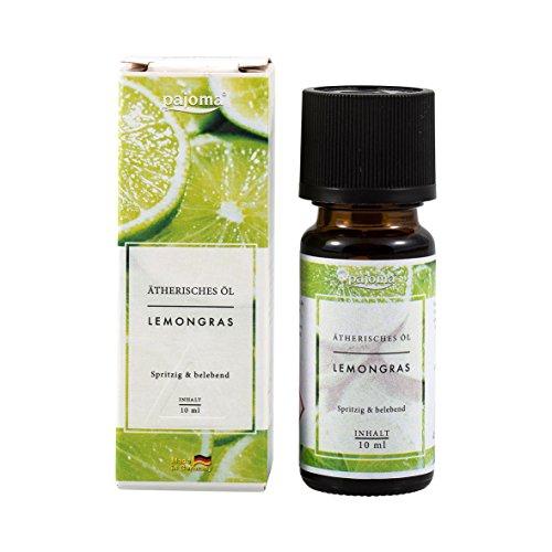 Pajoma 91183 Feinstes Duftöl Modern Line, 10 ml, lemongras