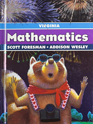 Mathematics Virginia Edition Grade 3