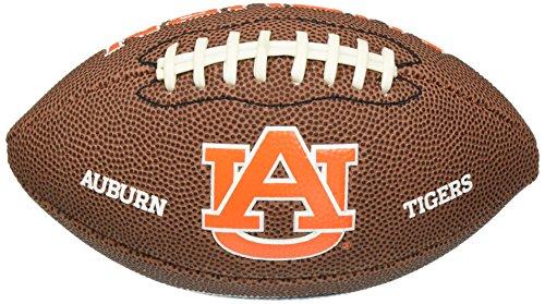 - Wilson NCAA Auburn Tigers Team Football, Mini, Brown