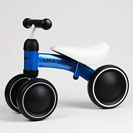 Amazoncom Childrens Scooter Loopstoeltje Glijdende Balans Kind