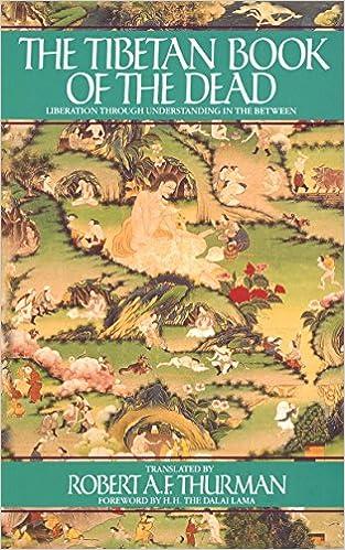 Amazon Fr The Tibetan Book Of The Dead Liberation Through