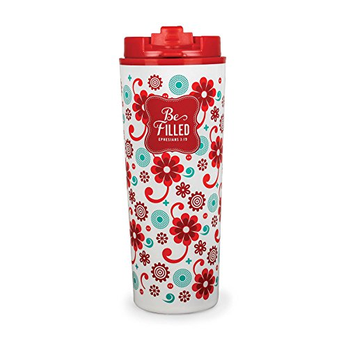 Lighthouse Christian Products Filled Tumbler