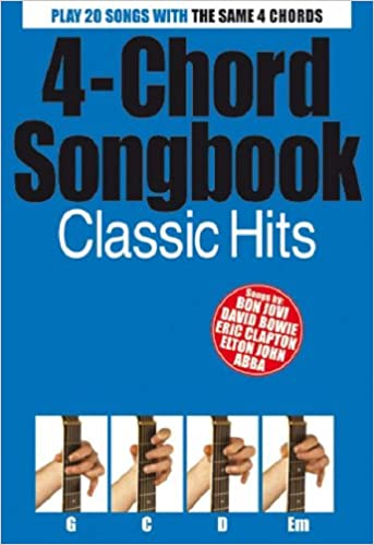 Classic Hits (4 Chord Songbook): Amazon.co.uk: Divers Auteurs: Books