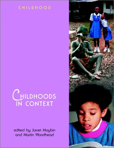 Childhoods in Context (Wiley & OU Childhood)