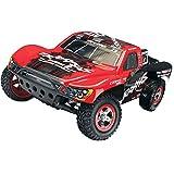 Traxxas 58076-3 1/10 Slash VXL 2WD BL SC Racing Truck, Colors Vary