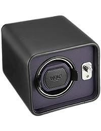 WOLF 452403 Windsor Single Watch Winder, Black
