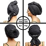 THE PERFECT HAIRCARE Microfiber Hair Towel Wrap