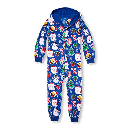 Christmas Pajamas For Children - The Children's Place Big Boys' Christmas
