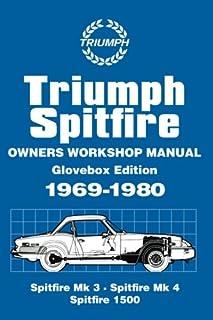 triumph spitfire 62 81 haynes repair manuals haynes rh amazon com